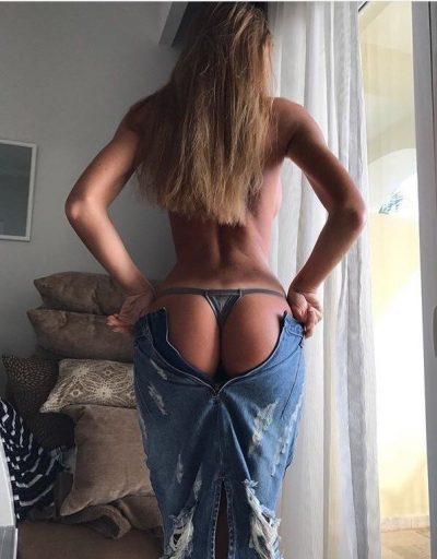 Проститутка Алефтина